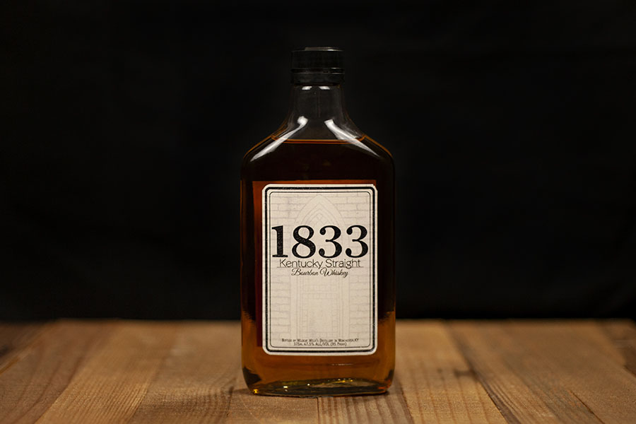 1833 Single Barrel Kentucky Straight Bourbon Whiskey