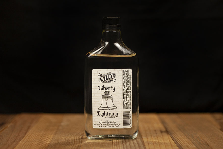 Wildcat Willy's Distillery Liberty Lightning Moonshine